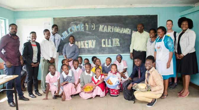 KARIOBANGI NORTH PRIMARY SCHOOL AN OASIS OF LIFE